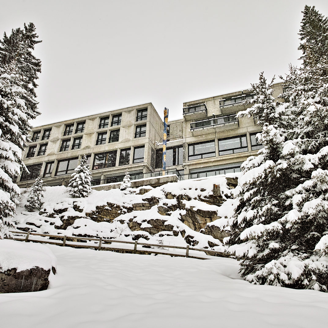 Terminal Neige Totem Flaine Alps Verified Reviews Tablet Hotels