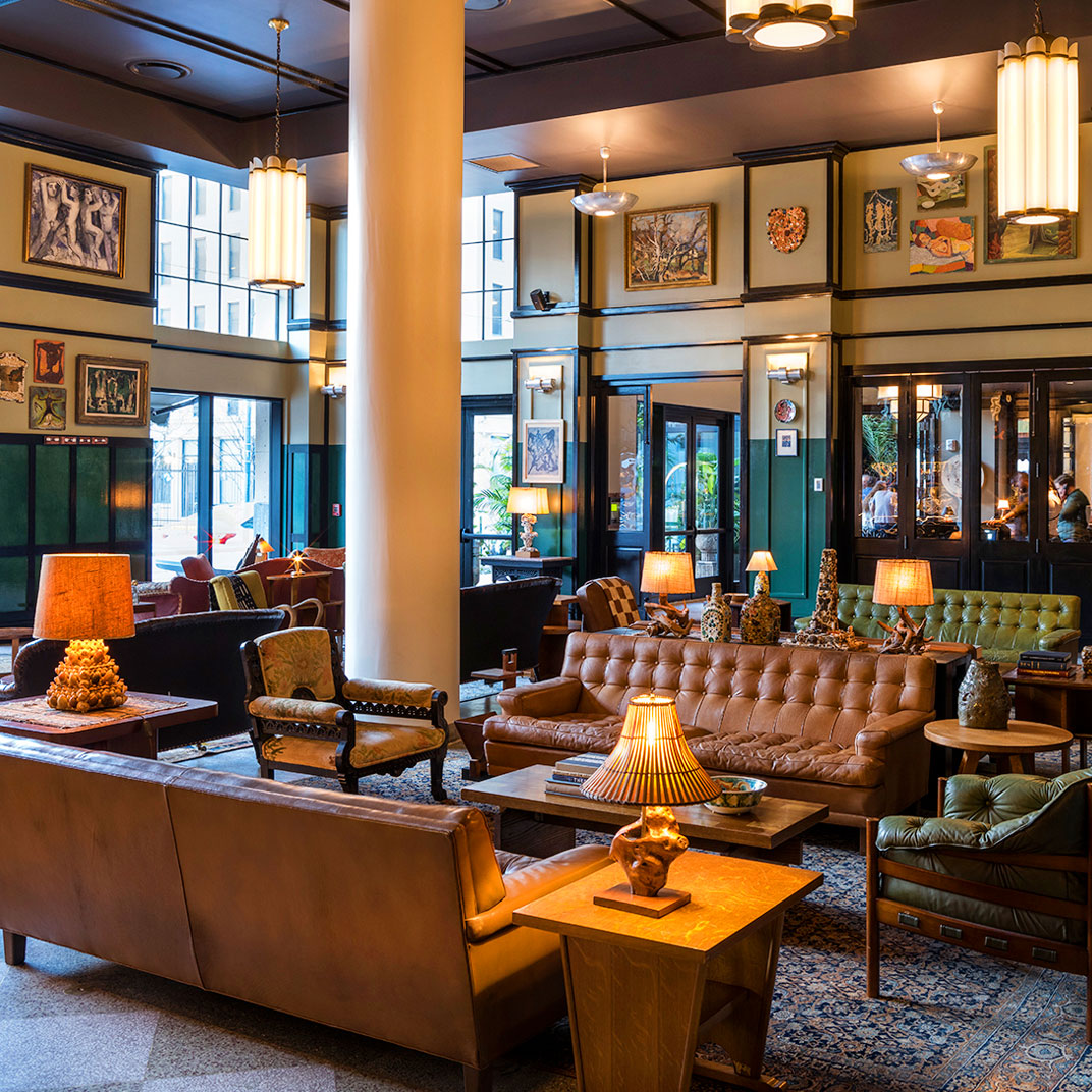 Hotels In New Orleans >> Ace Hotel New Orleans New Orleans Louisiana 14 Hotel