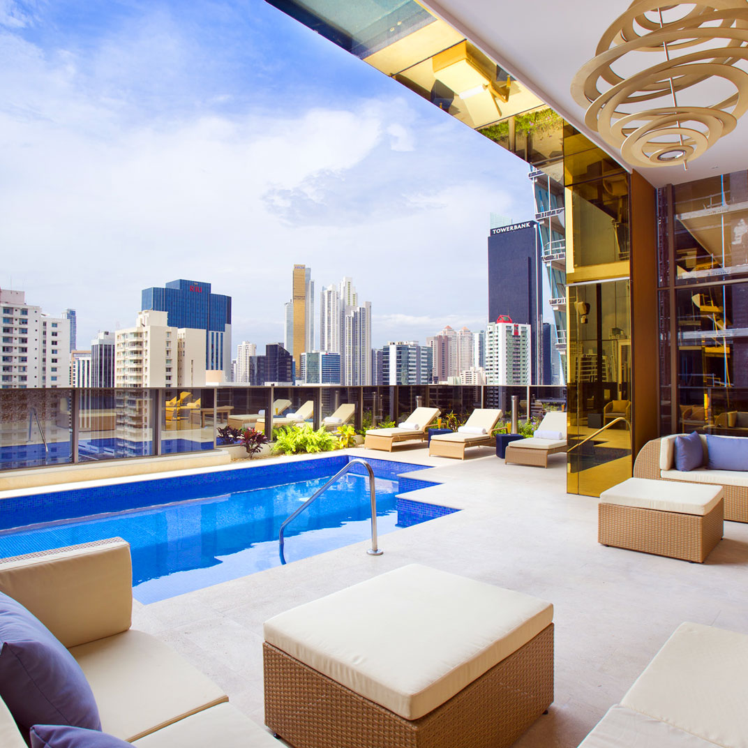 Luxury hotels panama city for Top luxury boutique hotels