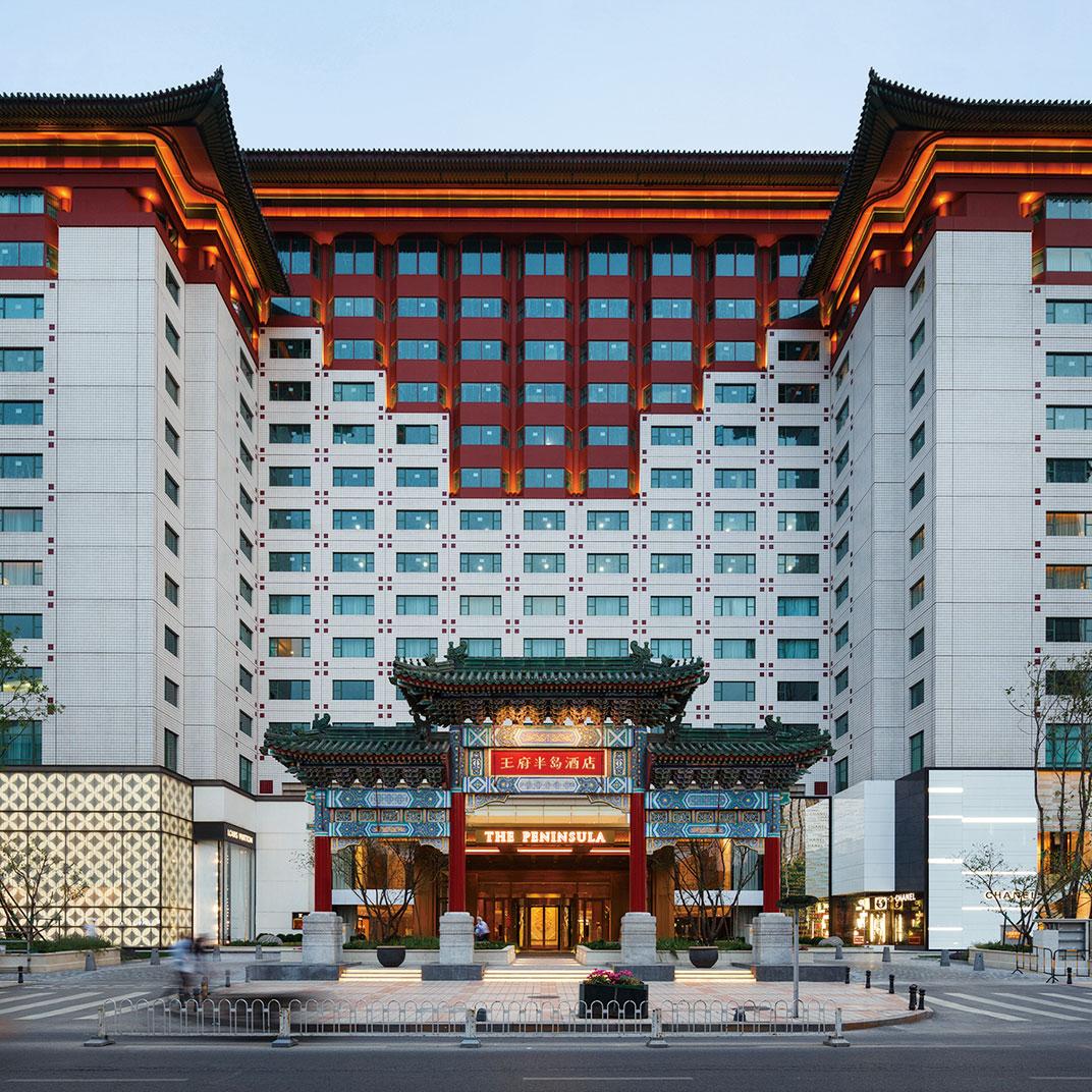 ザ ペニンシュラ 北京(The Peninsula Beijing)
