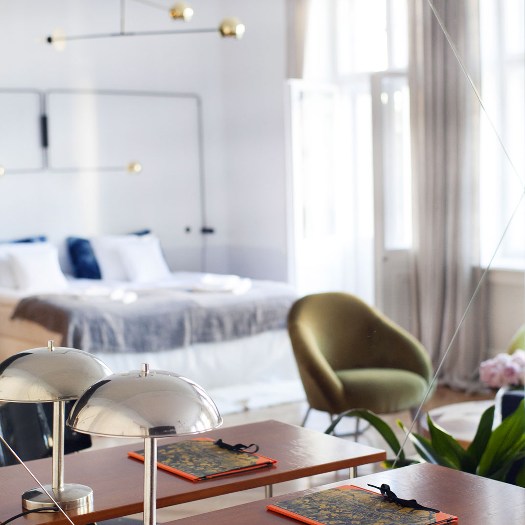 Autor Rooms Warsaw Poland Verified Reviews Tablet Hotels
