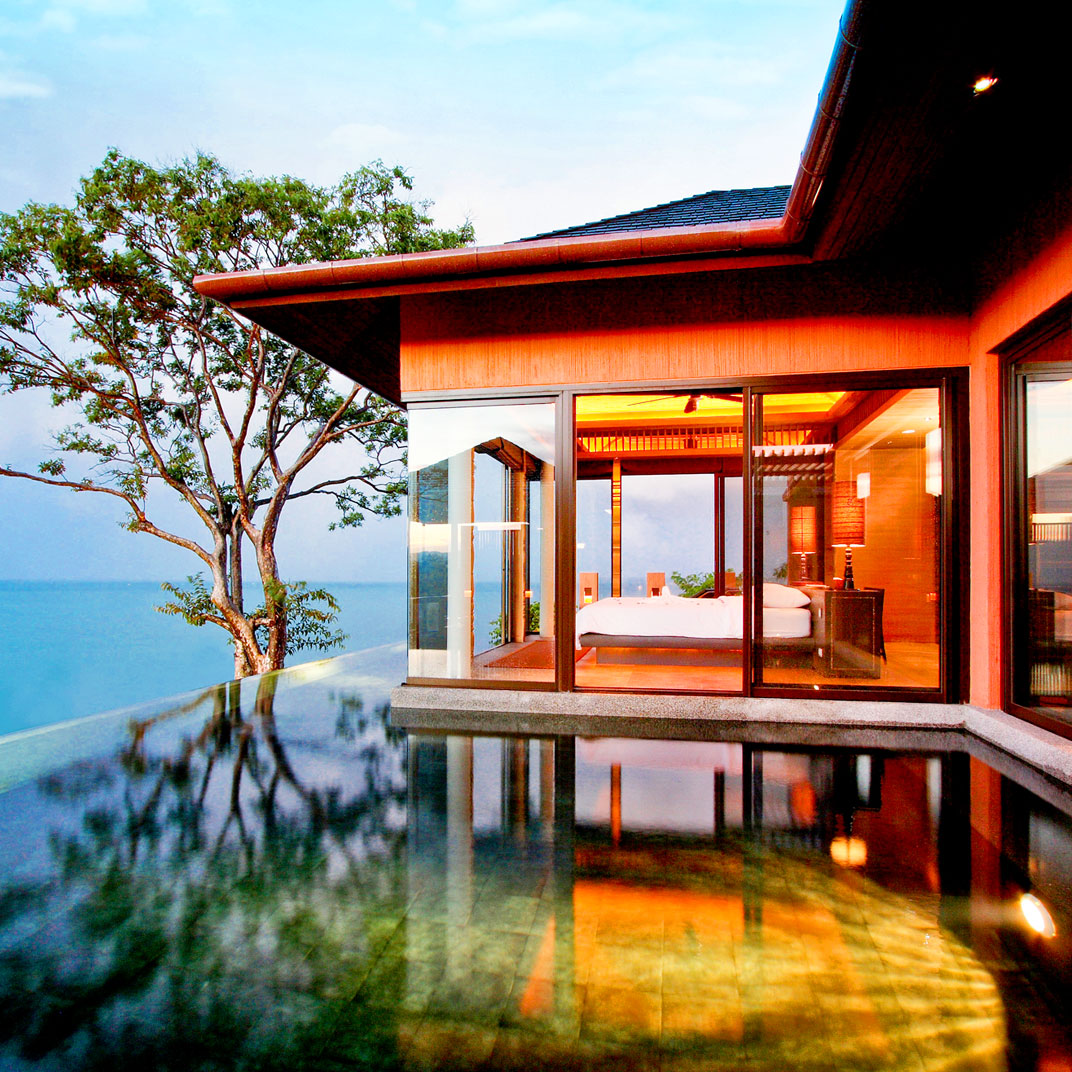 Sri panwa phuket area thailand verified reviews for Tablet hotel