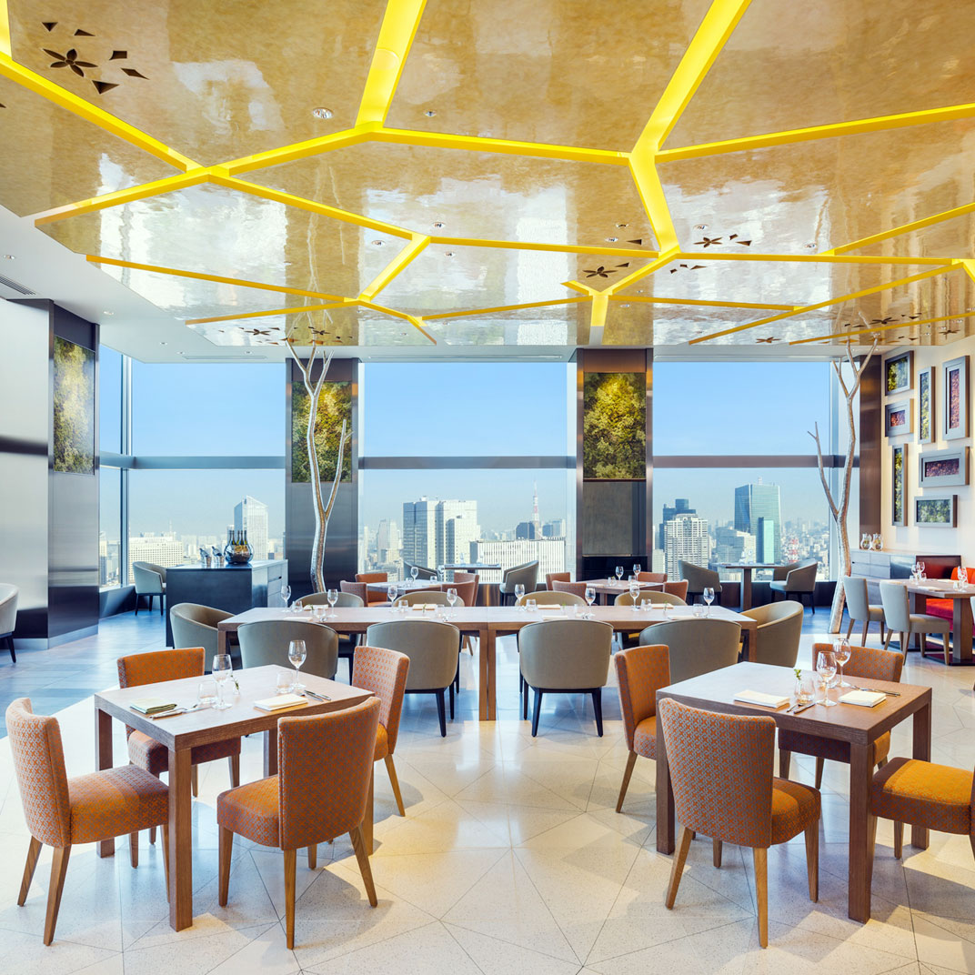 The prince gallery tokyo kioicho a luxury collection for Luxury hotel collection