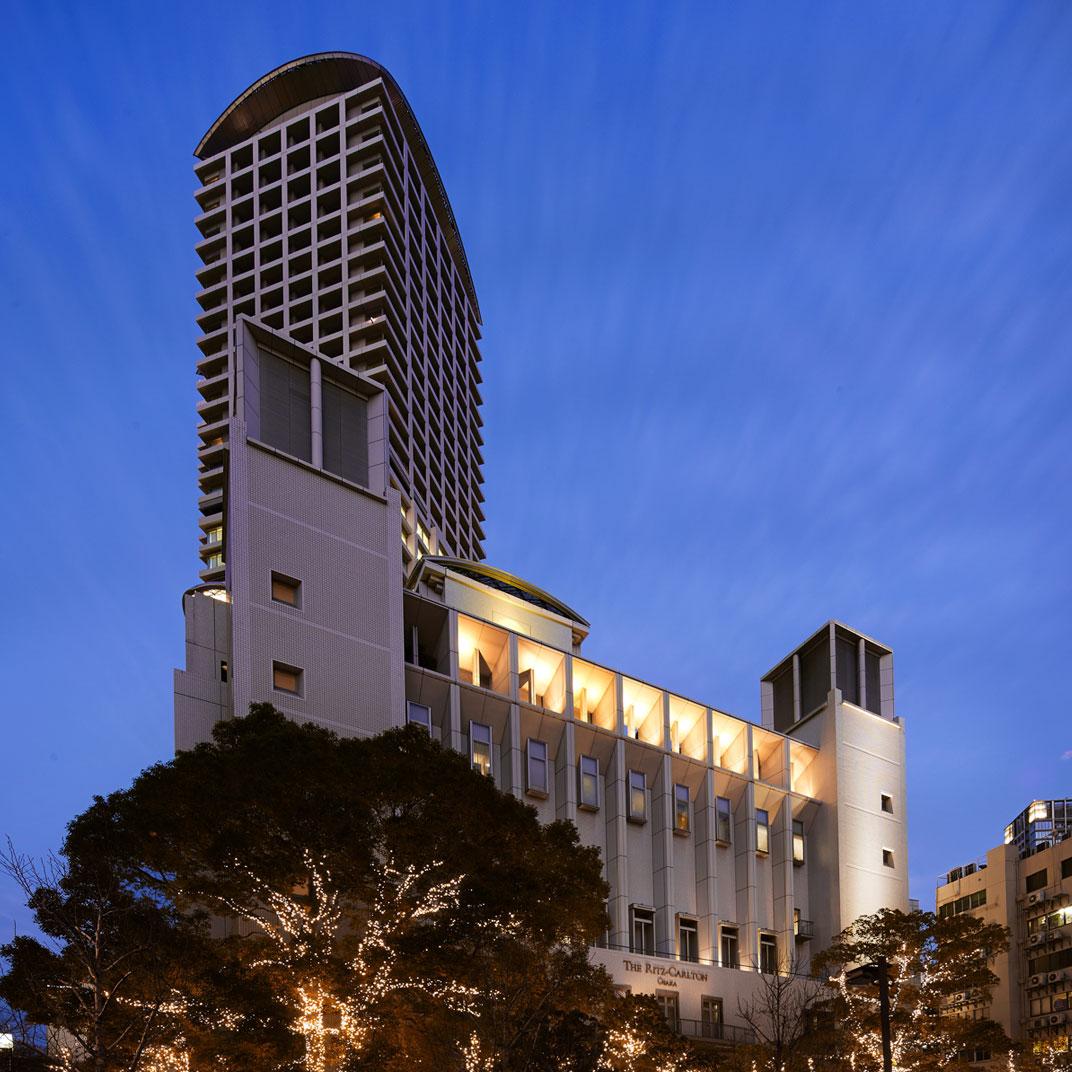 大阪丽思卡尔顿酒店(The Ritz-Carlton Osaka)