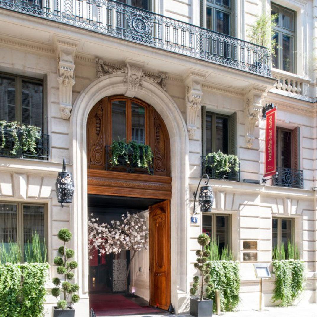 巴黎佛陀酒吧精品酒店(Buddha-Bar Hôtel Paris)