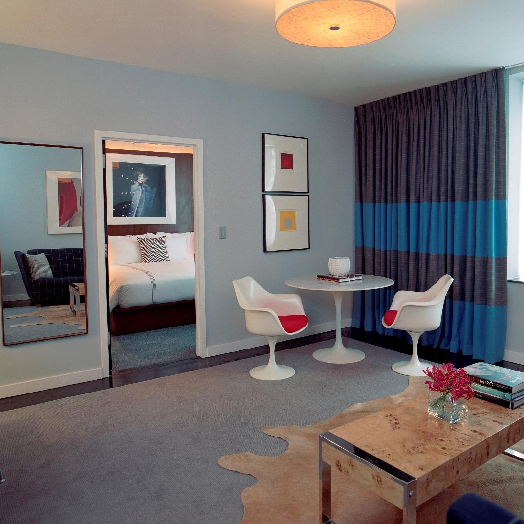 6 columbus a sixty hotel new york city new york 675 for Tablet hotel