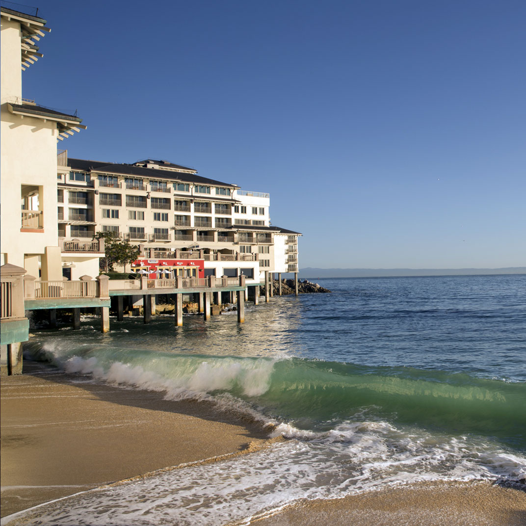 monterey plaza hotel spa carmel monterey california. Black Bedroom Furniture Sets. Home Design Ideas