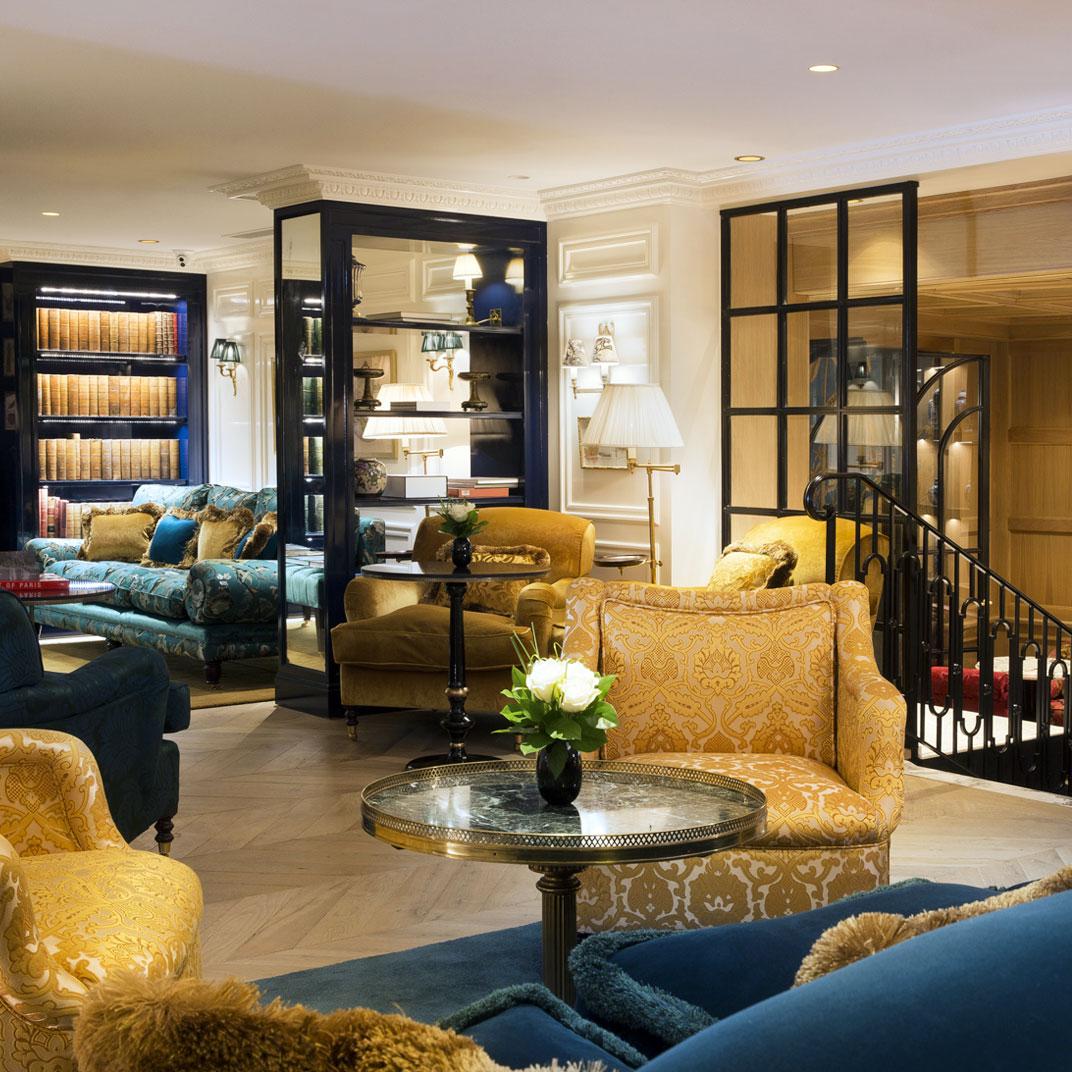 Relais christine parigi francia 98 recensioni hotel for Tablet hotel deals