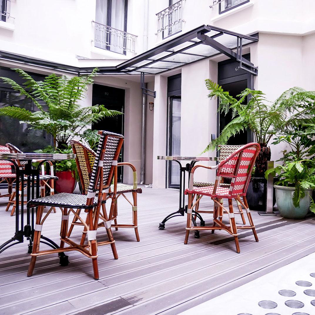 Entdecken sie die besten neuen boutique hotels in der welt for Innendesigner wien