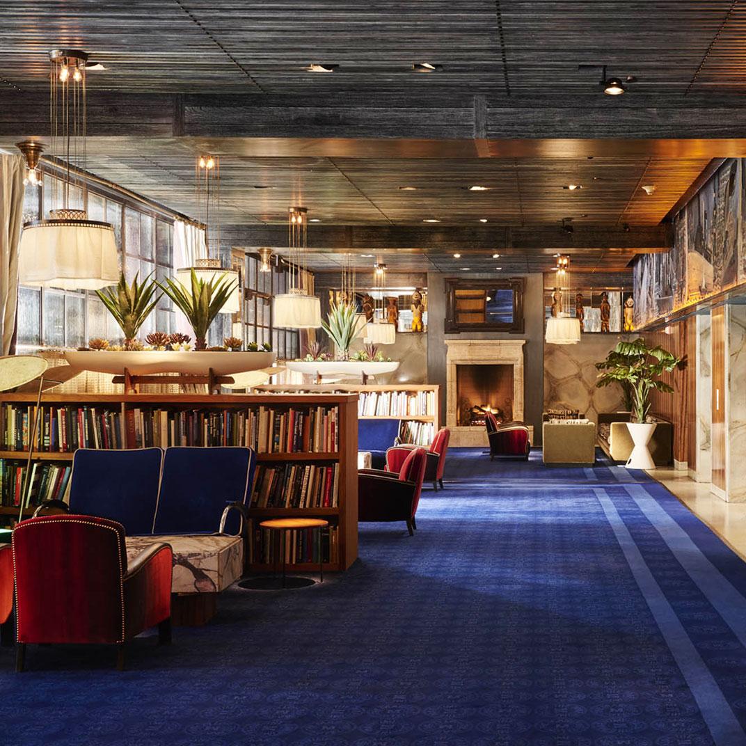 海洋酒店(The Maritime Hotel)