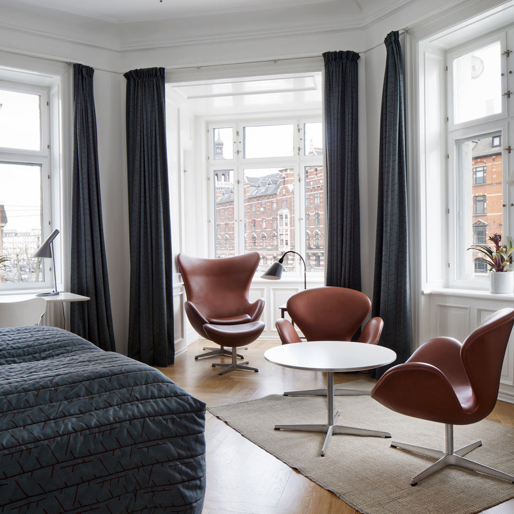 Hotel Alexandra Copenhagen Reviews