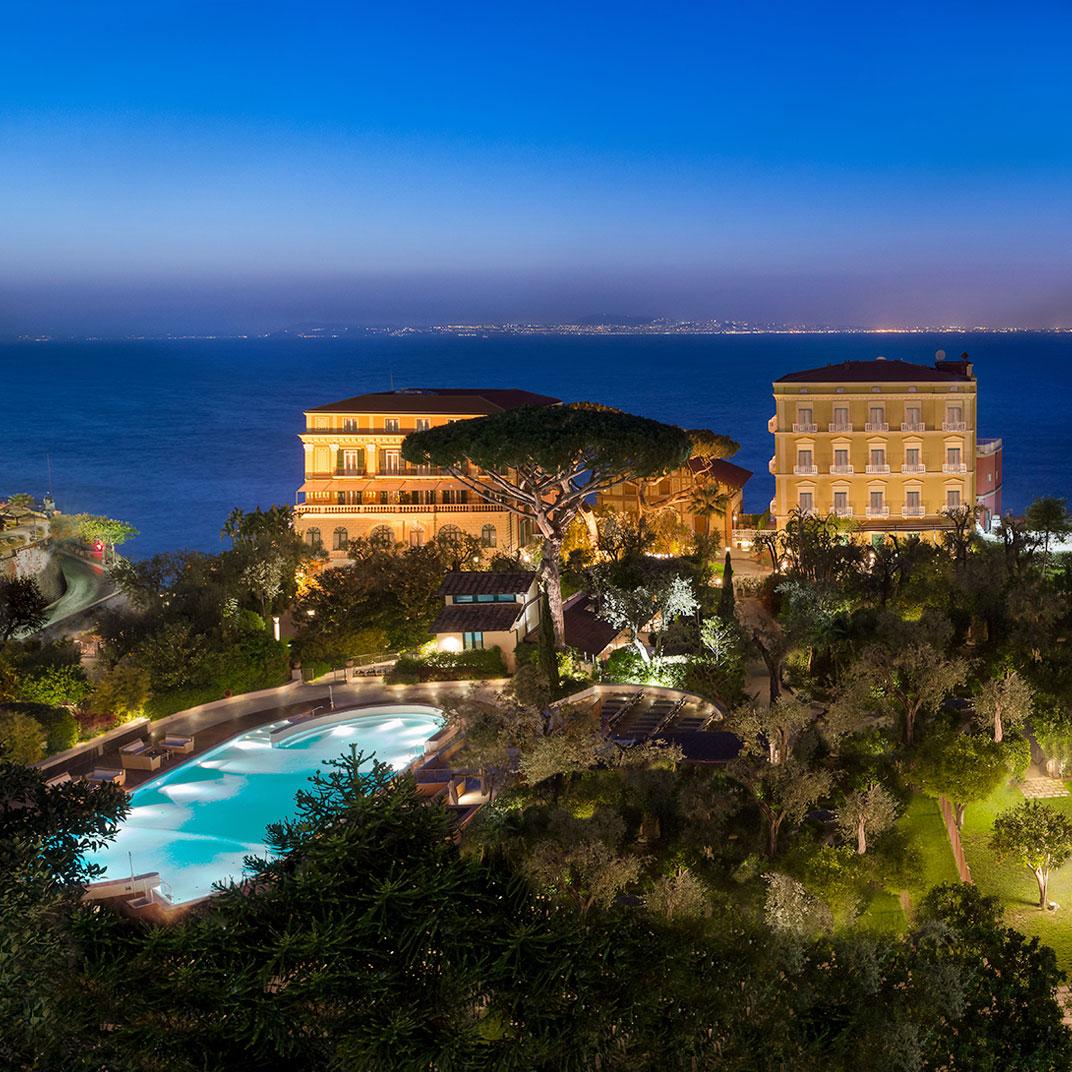 Grand Hotel Excelsior Vittoria Sorrento Na