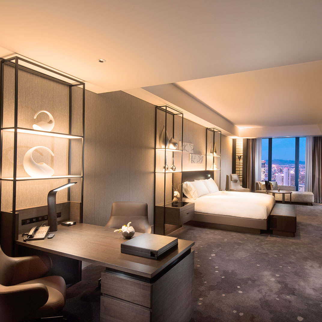 The best new boutique luxury hotels tablet hotels for Best boutique hotels osaka