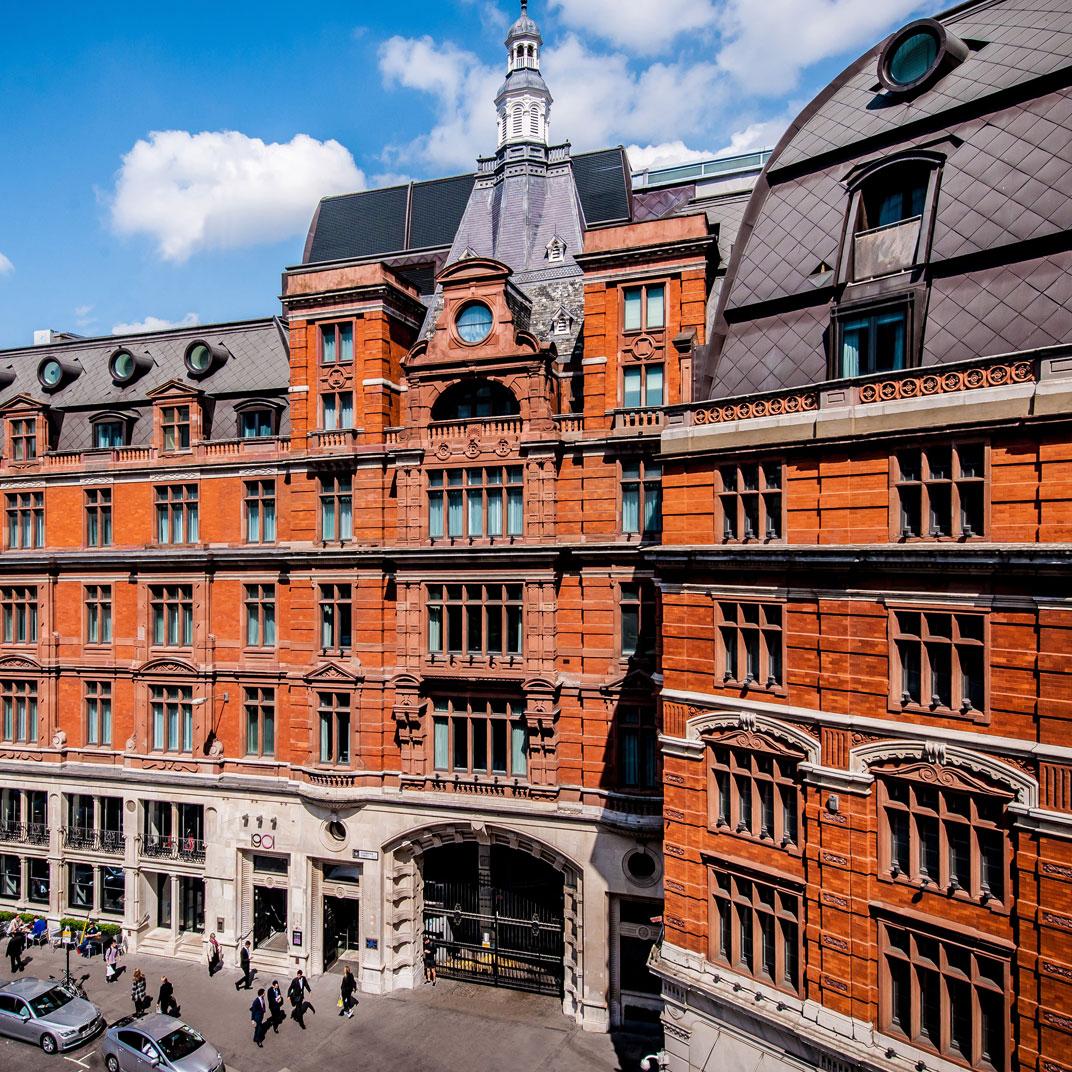 安达仕伦敦利物浦街酒店(Andaz London Liverpool Street)