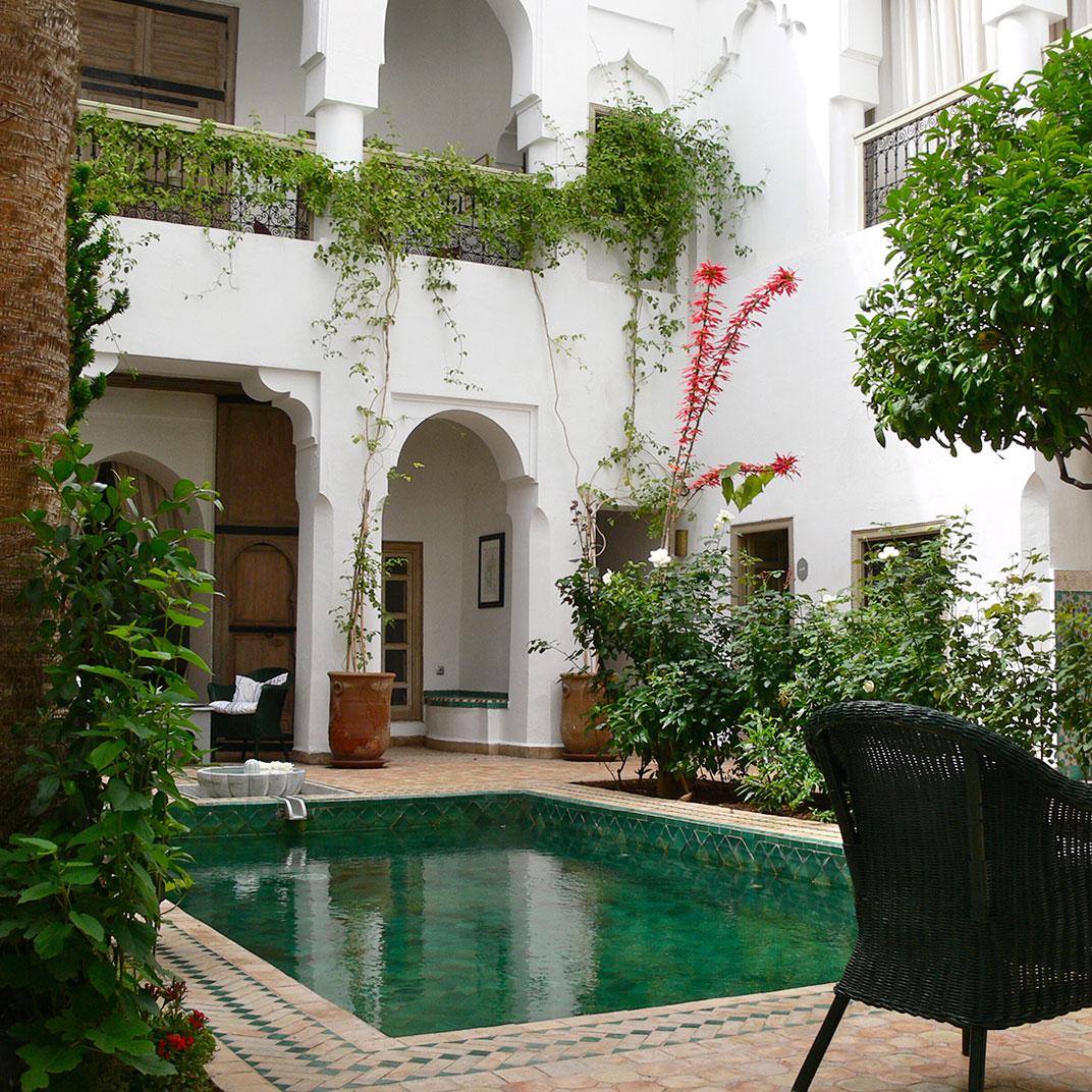 Riad El Mezouar Marrakech