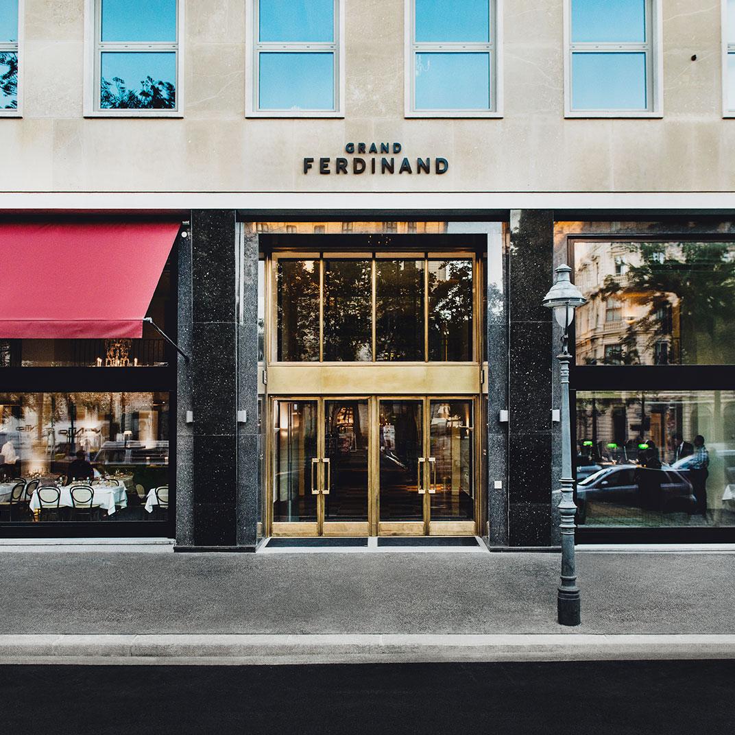 grand ferdinand vienna vienna austria 35 verified reviews tablet hotels. Black Bedroom Furniture Sets. Home Design Ideas
