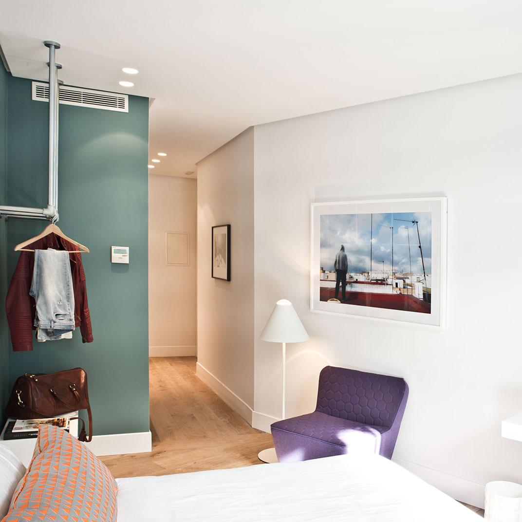 Hotel one shot prado 23 madrid spain 58 verified - One shot hotels madrid ...