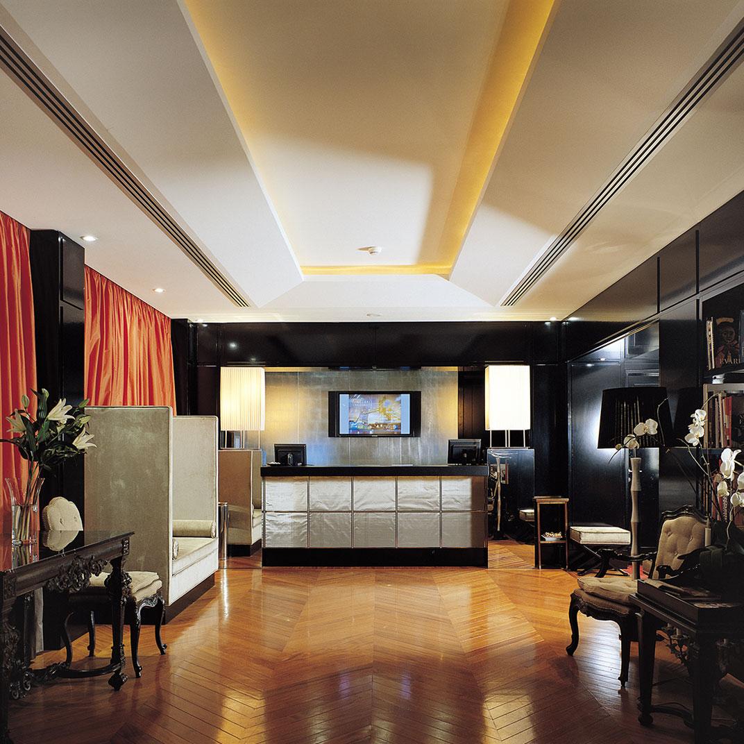 星际安德森酒店(Starhotels Anderson)