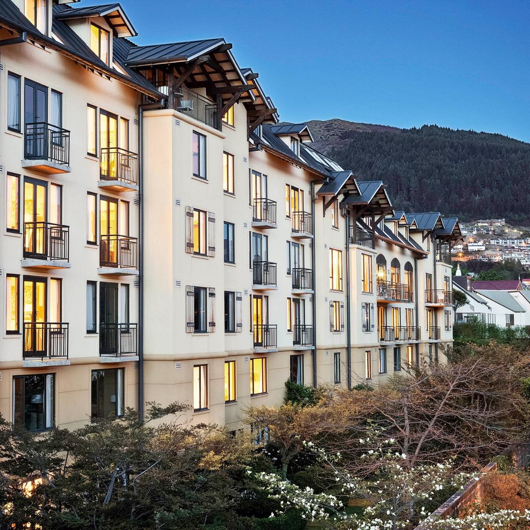 Hotel St Moritz, Queenstown