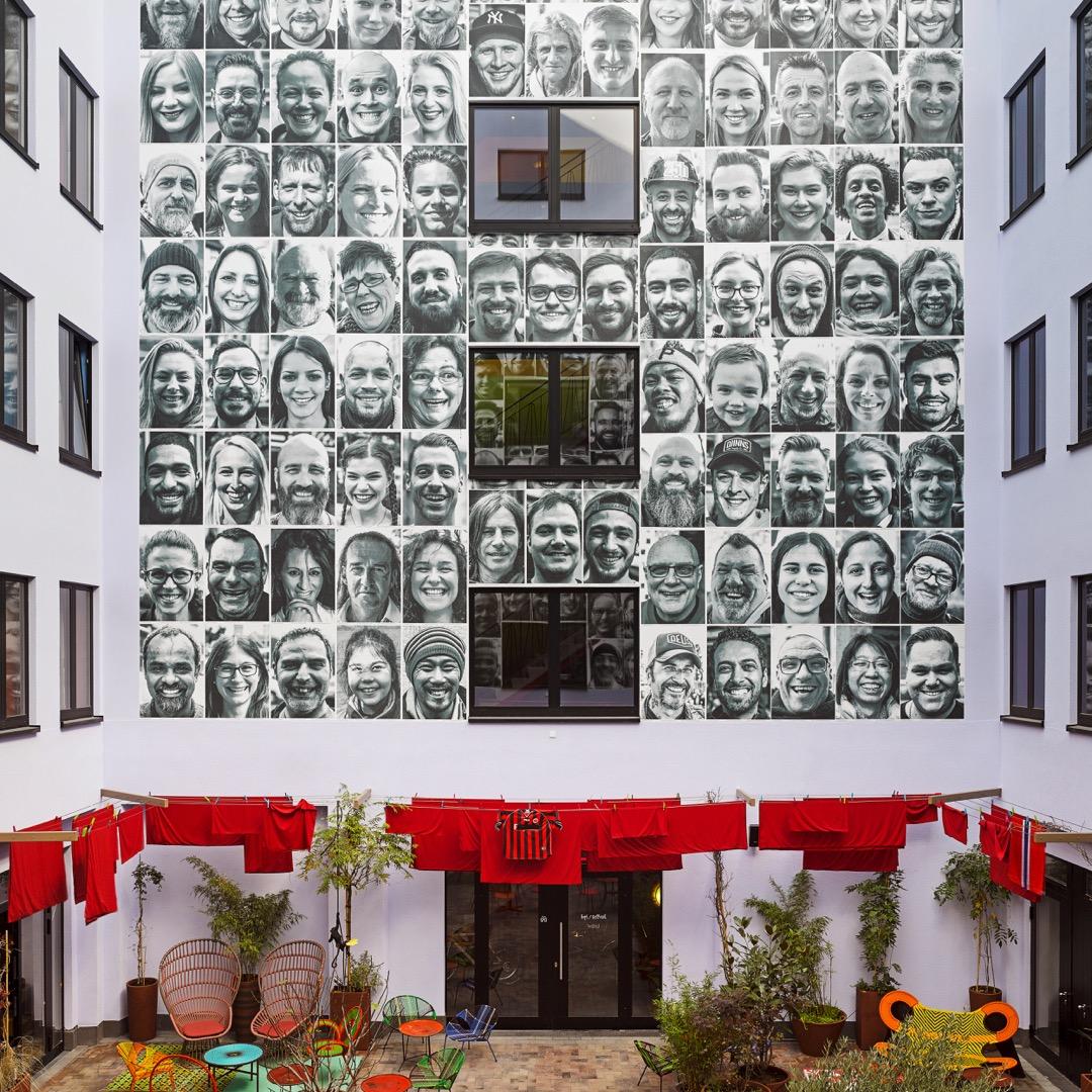 25hours Hotel The Trip Frankfurt Hessen 13 Hotelkritiken Tablet