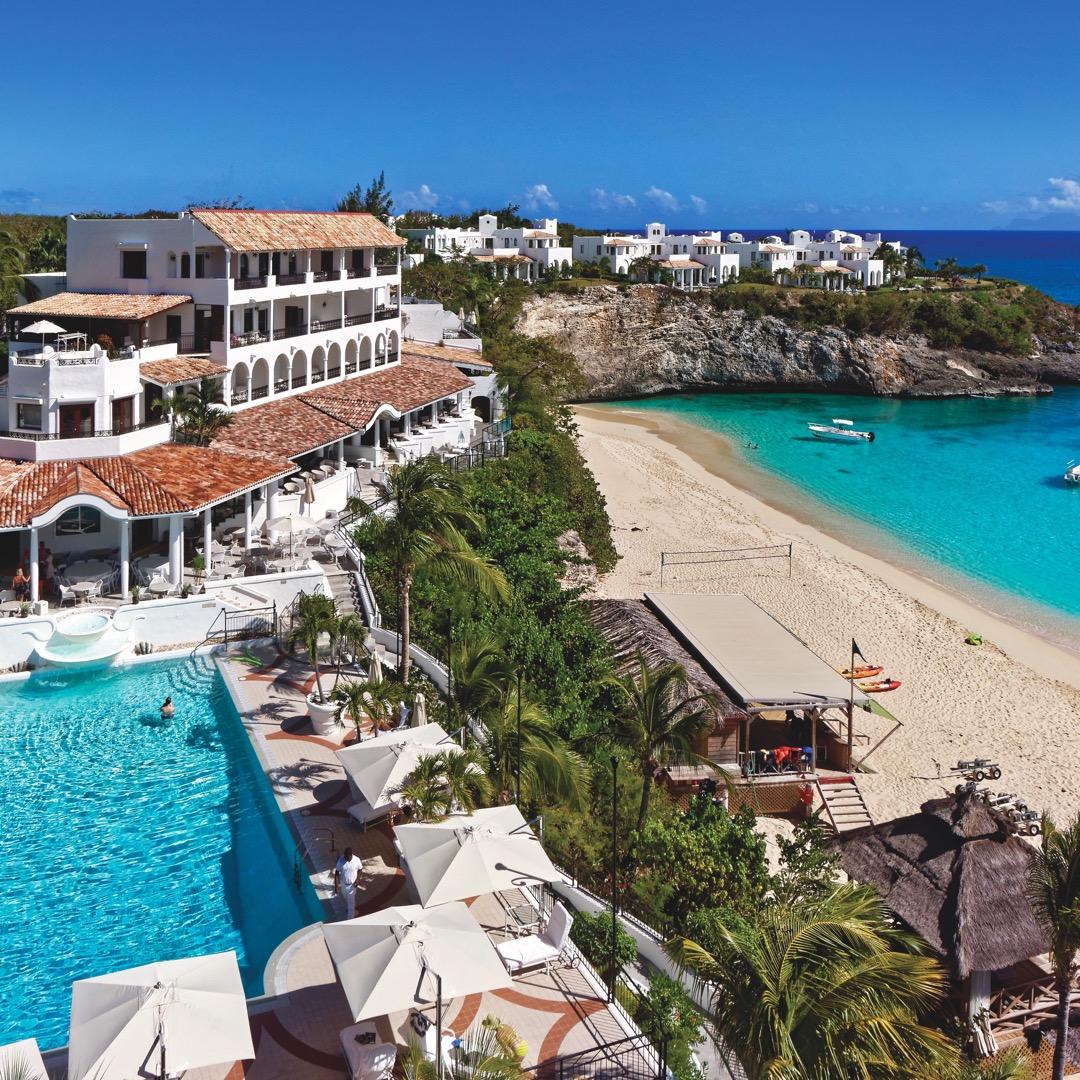 Belmond La Samanna (St Martin, French West Indies) Hotel ...