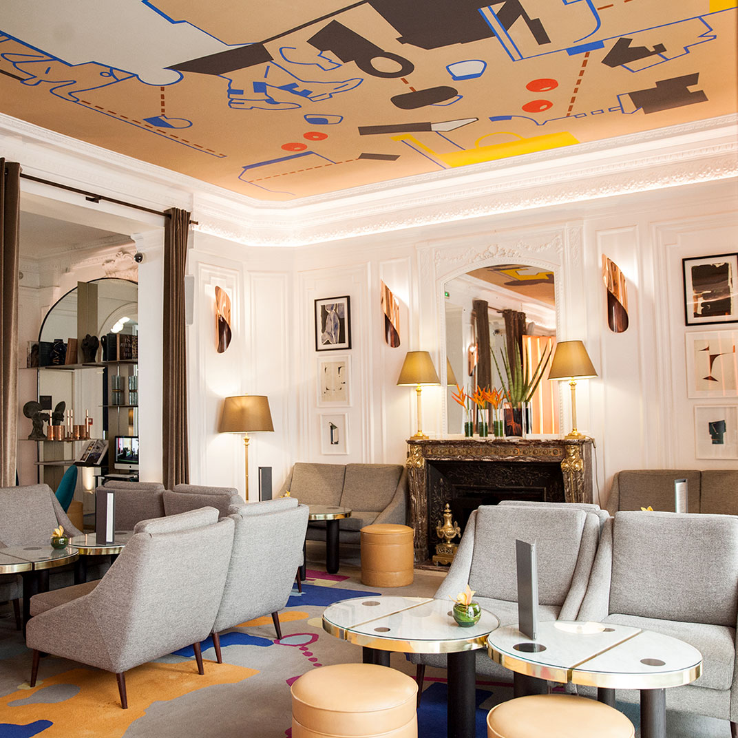 97 Boutique & Luxury Hotels in Paris from Tablet Hotels, A ...