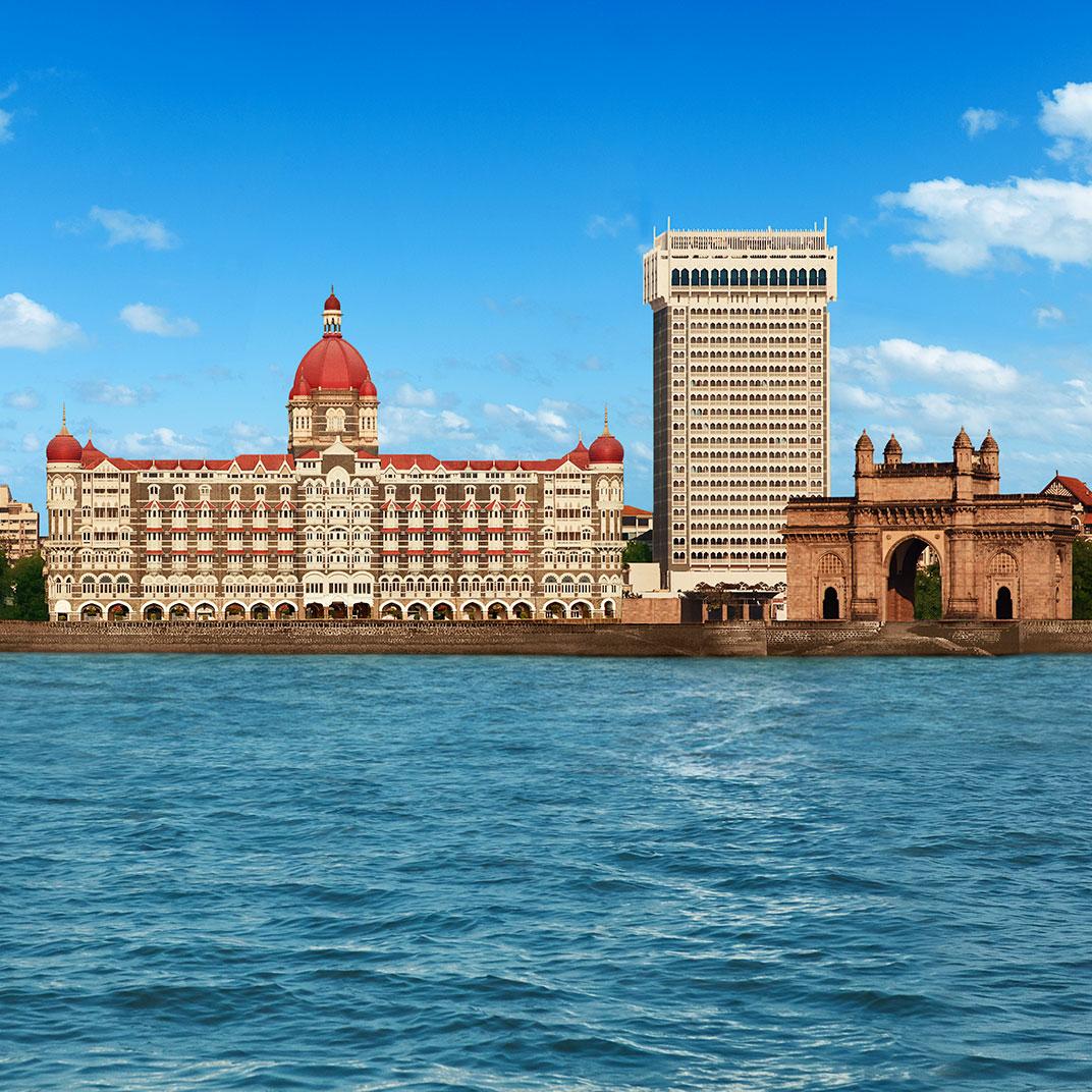 Taj Mahal Tower, Mumbai