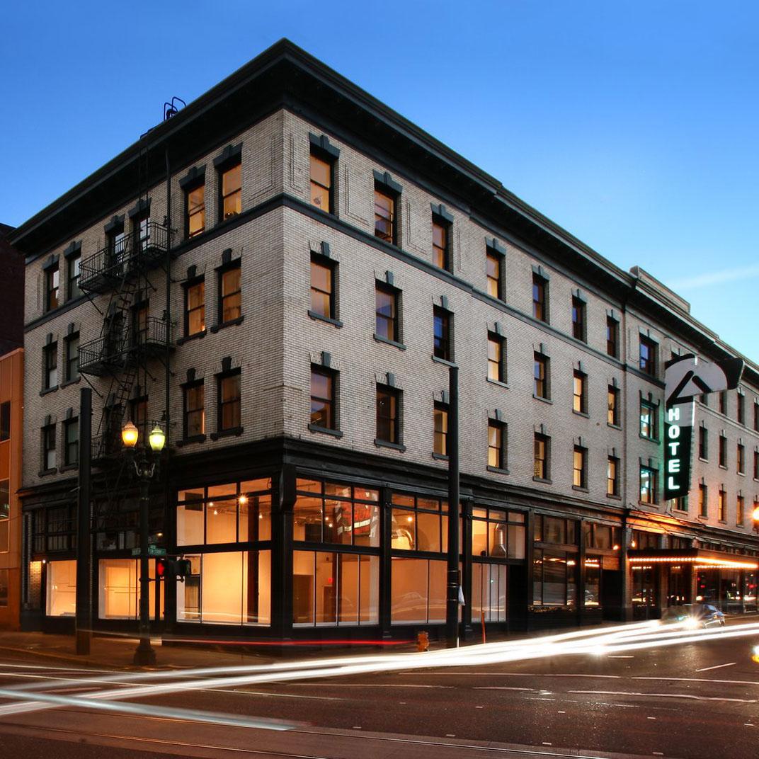 波特兰艾斯酒店(Ace Hotel Portland)