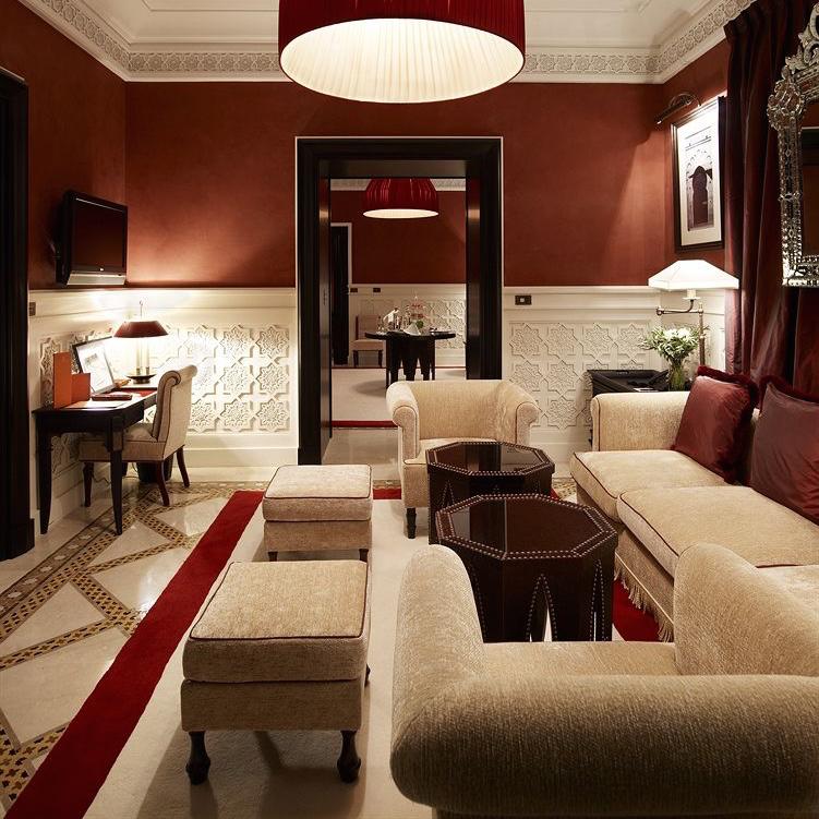 La Mamounia Marrakech Maroc Chroniques Htels  Tablet Hotels