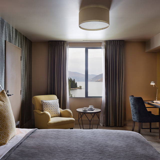 Hotel St Moritz, Queenstown (Queenstown, South Island