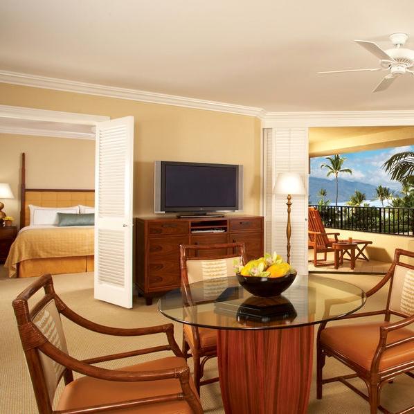Four seasons resort maui at wailea island of maui hawaii for Garden room 4 seasons