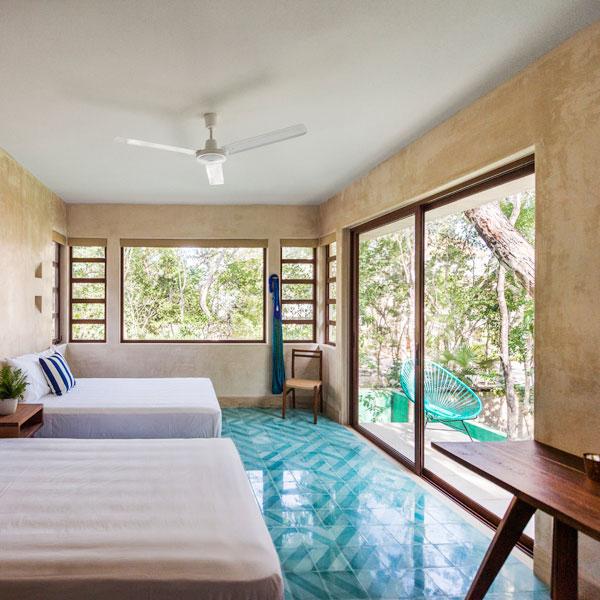 Hotel Tiki Tiki Tulum (Tulum, Riviera Maya) Reseñas de hoteles ...