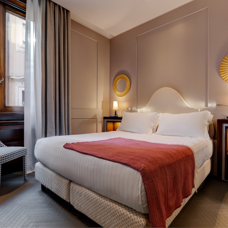 Singer Palace Hotel (Rome, Italy) Verified Reviews | Tablet